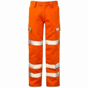 Pulsar PR336 Rail Spec Combat Trouser (High Vis Orange)